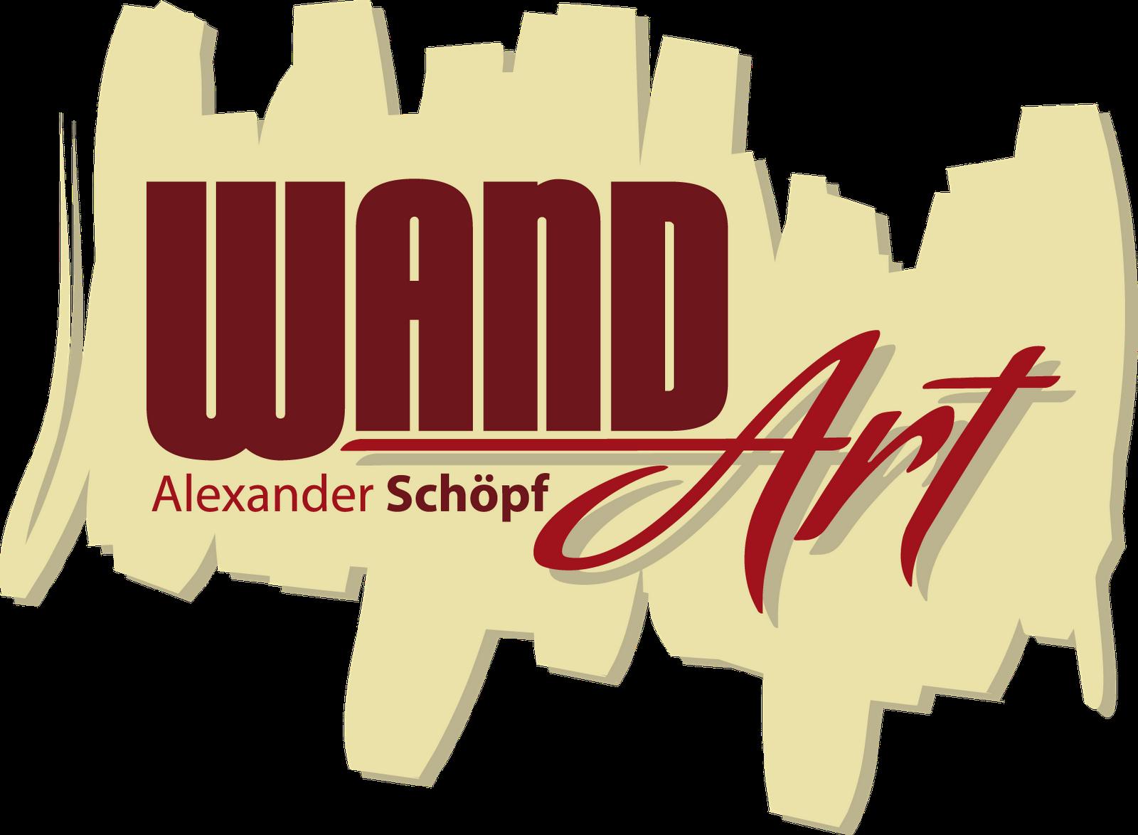 Malerei Wandart, Ötztal, Tirol